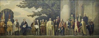 Constitution Mural