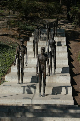 Memorial to the Victims of Communism, Prague, Czech Republic