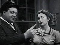 Ralph Kramden and Alice Kramden