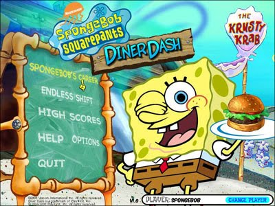 Car Wash Tycoon >> Free Full version Tycoon games & other games to download.: Spongebob Squarepants Diner Dash