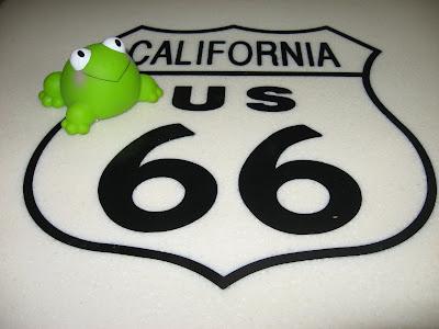 Frogz sur la route 66