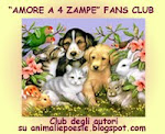 """AMORE A 4 ZAMPE"" FANS CLUB"""