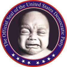 crying baby democrat