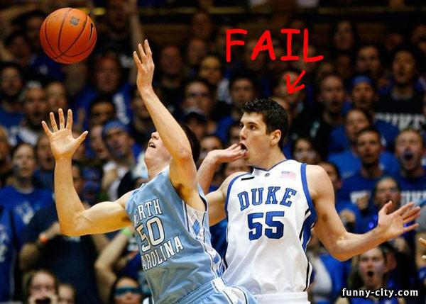 Jokes & Fails: Basketball fail
