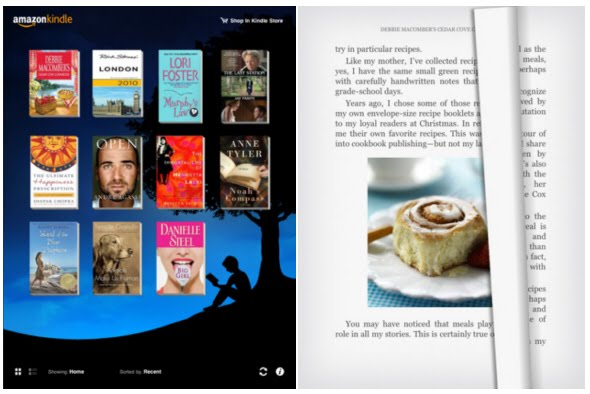 how to add kindle books to iphone 6