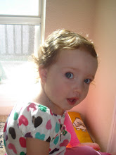 Keira at 18 months