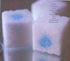 Tartrato de dietilamida del ácido lisérgico - LSD