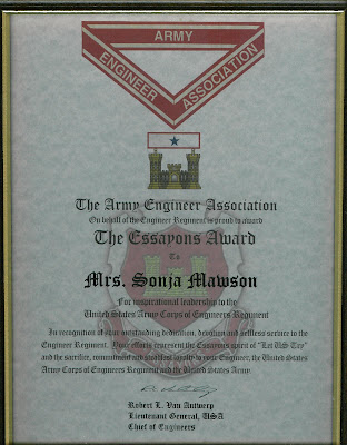 army engineers essayons