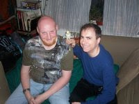 Kevin Whele & Brian Sabbats