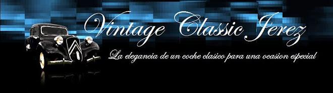 Vintage classic Jerez