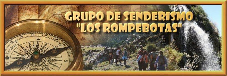 """CLUB DE SENDERISMO """"ROMPEBOTAS"""""""