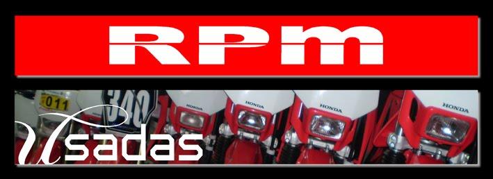 MOTO RPM - USADAS