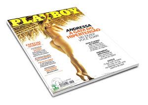 Playboy Janeiro 2011  Andressa Ribeiro
