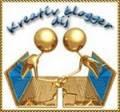 Kreatív blogger díjam