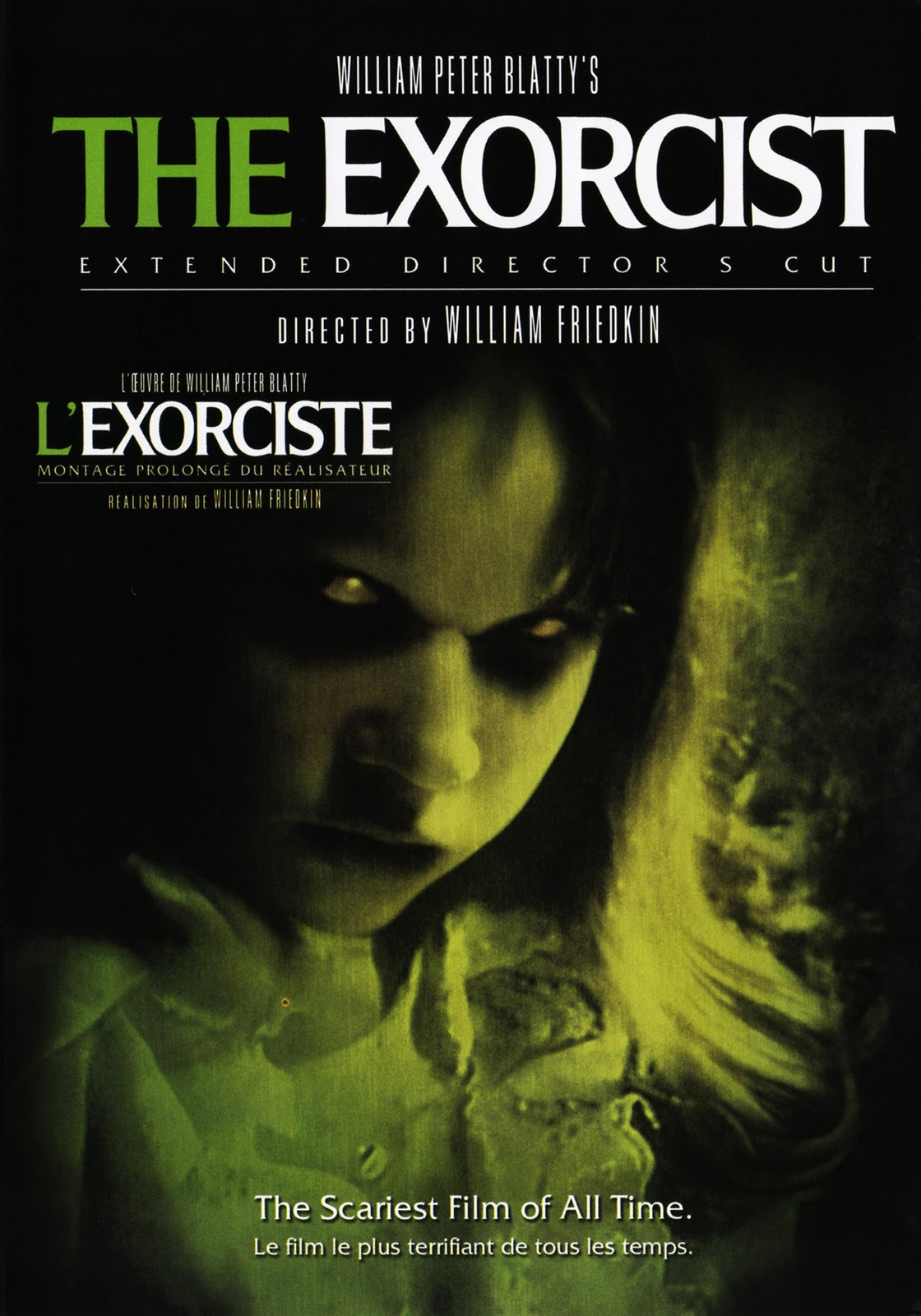 The exorcist poster
