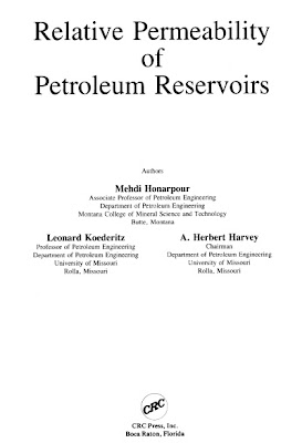 Relative Permeability of Petroleum Reservoir