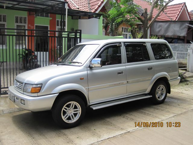 Modif Modifikasi Mobil Bekas 1998 Grand Rover Ace Kijang Kapsul Toyota