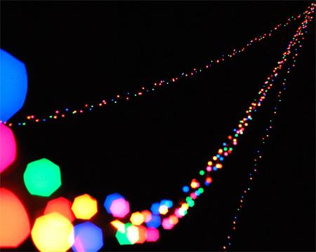 Christmas Lights on Christmas Lights
