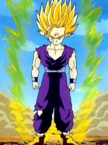 dragon ball gohan. dragon ball gt goten. dragon