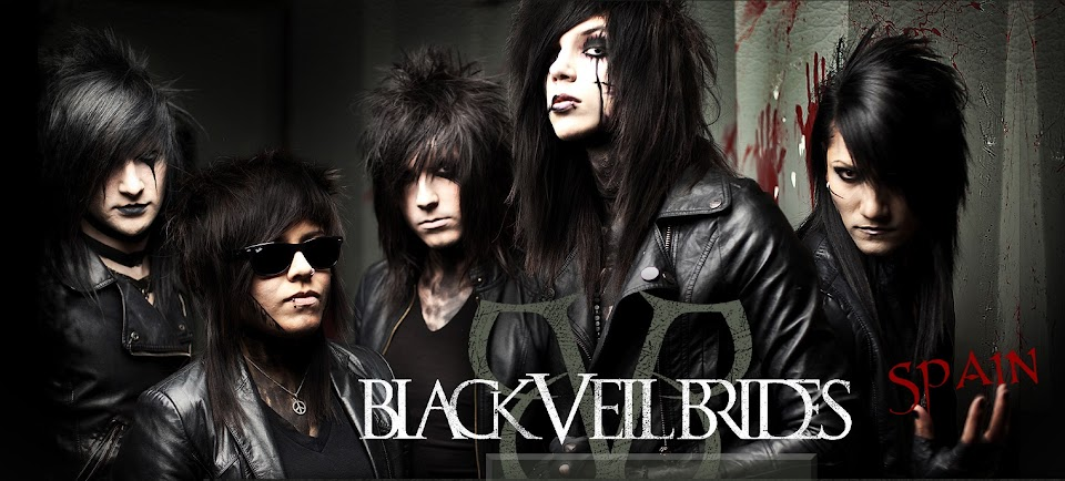 Official Black Veil Brides Spain