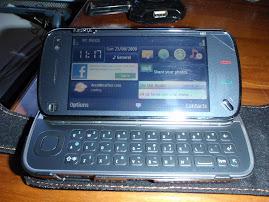 Nokia N-series baru (N97)