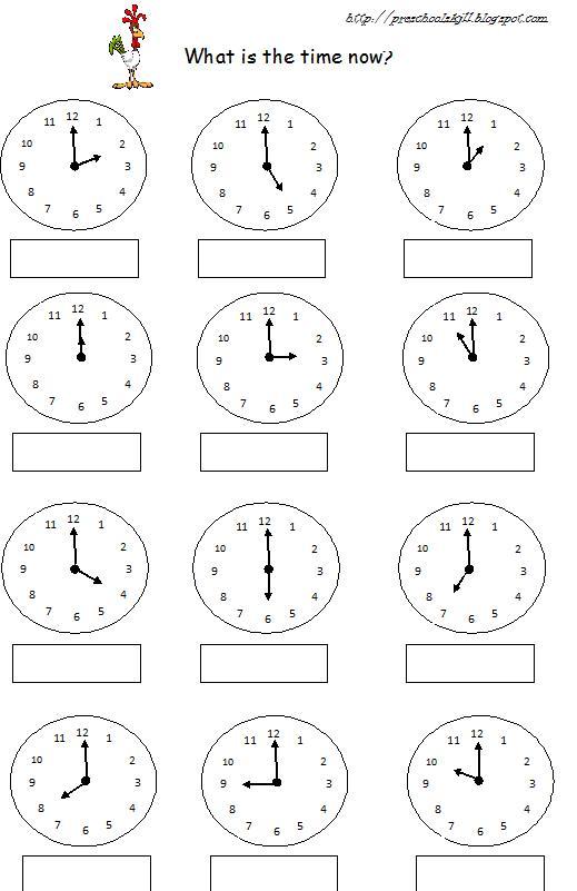 Soalan Matematik Masa Dan Waktu Tahun2 Malacca O