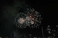 Singapore Fireworks Festival 2008 ~ French Romance