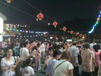Mid Autumn Festival @ Radin Mas Primary School