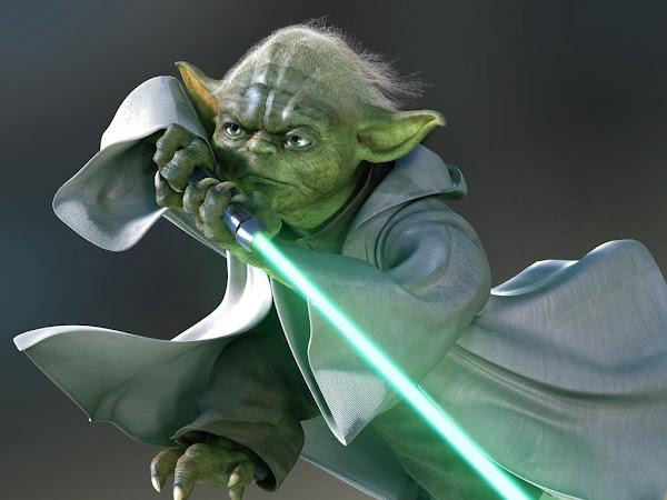 Yoda Yoda Wallpaper