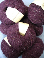 Rowan Felted Tweed in Bilberry