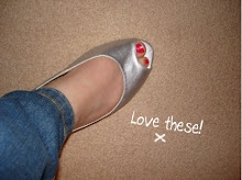 Current ♥ - London Rebel flats
