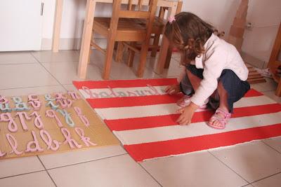 Montessori Chez Les Petits Pois Libert De Mouvement Et Pression
