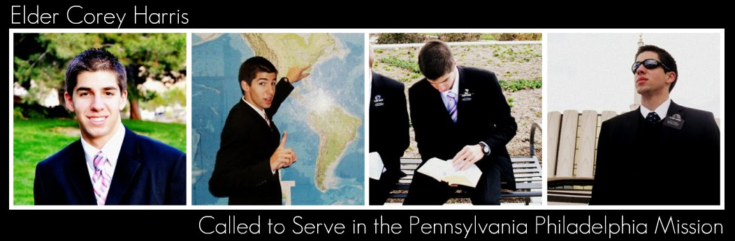 Elder Corey Harris