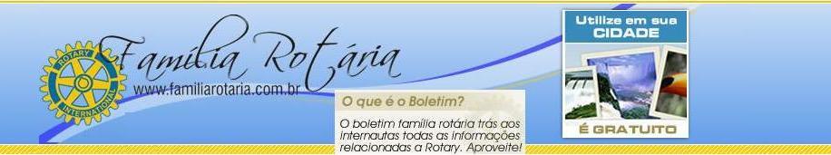 O Blog dos Rotary Club, Interact, Rotaract e ASR de todo Brasil