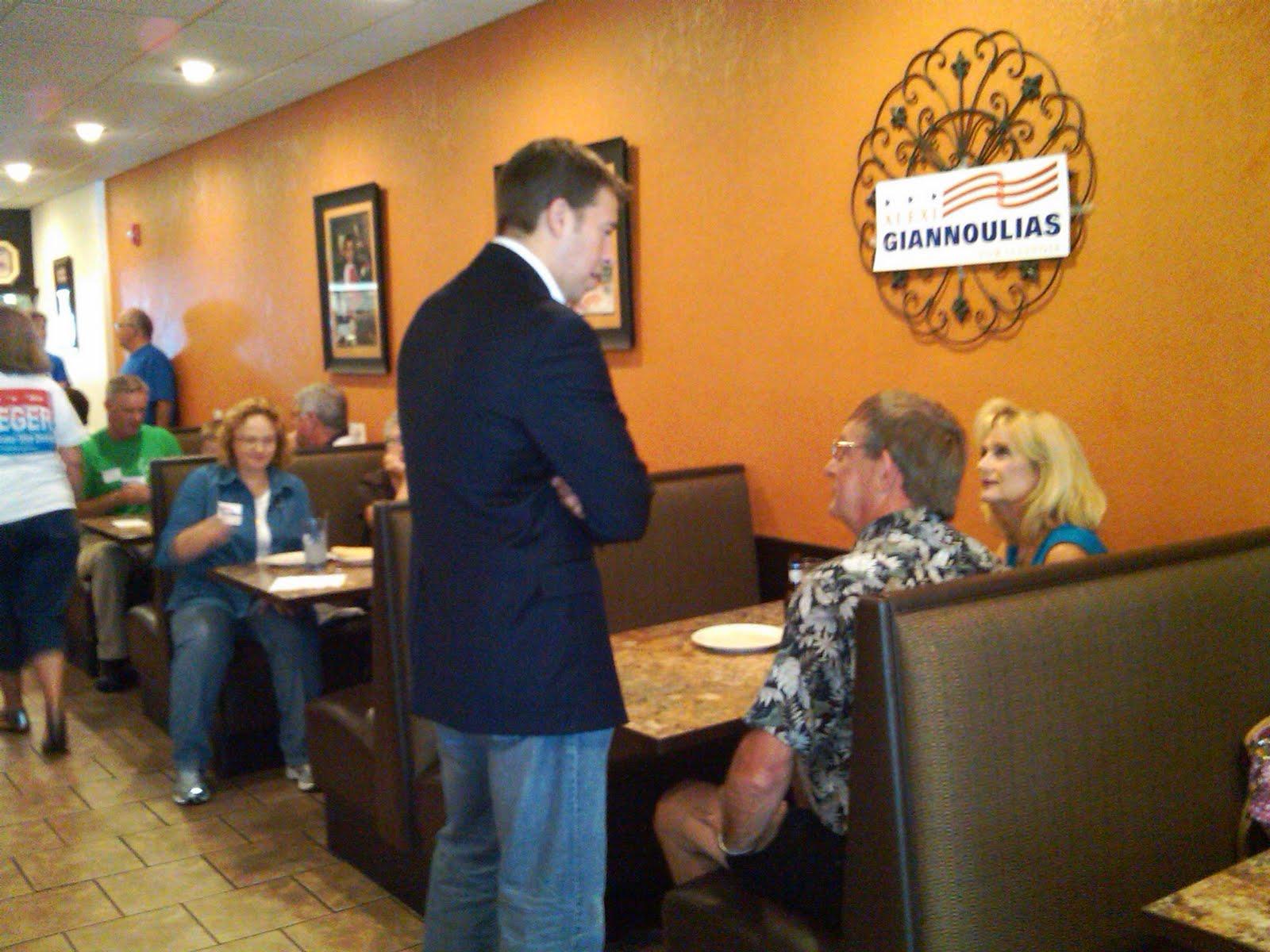 Illinois effingham county teutopolis - Alexi At Joe S Pizza In Effingham