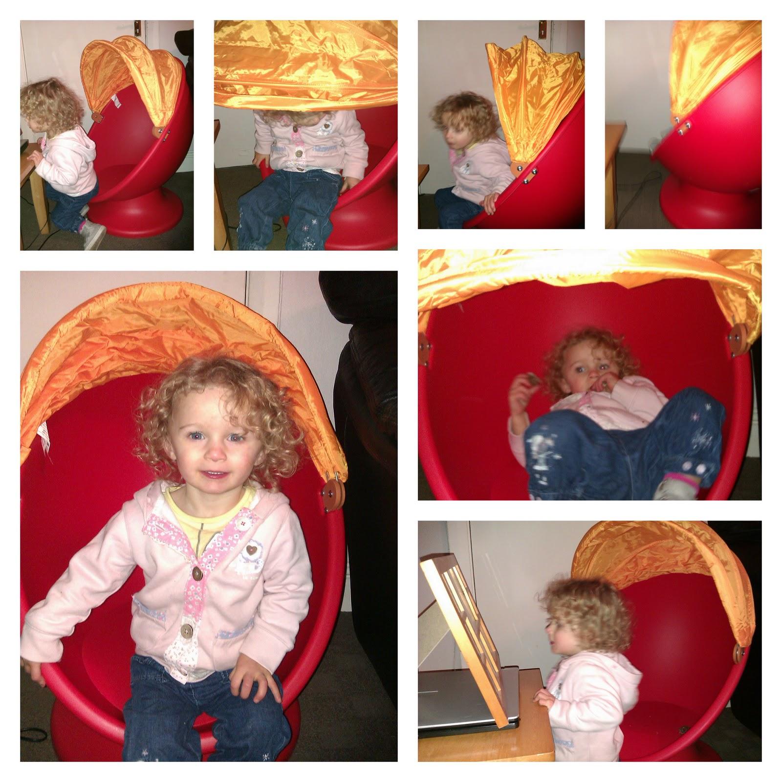 Review Ikea L–MSK Swivel Chair
