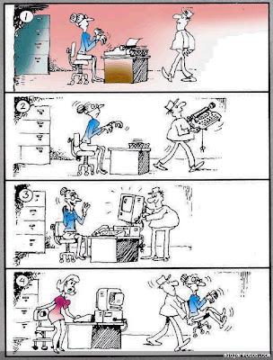 JOKE : Office Upgradation (VISUAL)