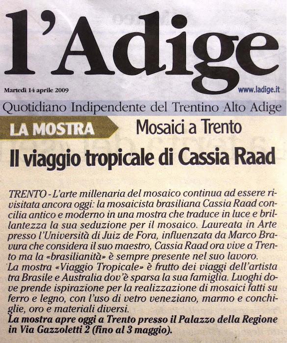 Esposizione a Trento