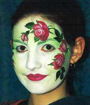Face Paint Images on Face Painting  08 Jpg