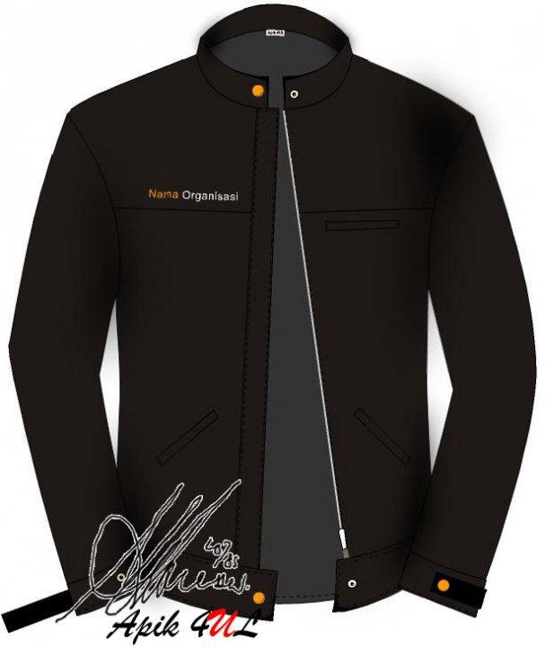 Krah formal gambar dibawahi ini untuk contoh desain jaket krah sport