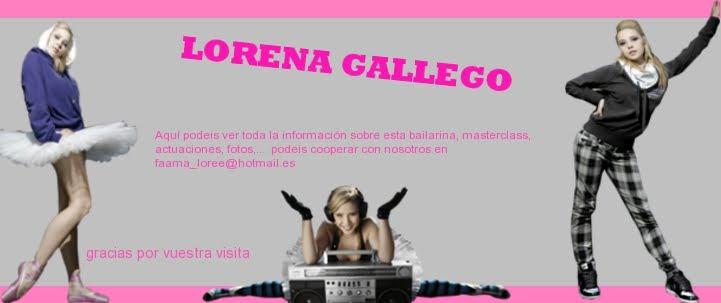 LORENA GALLEGO