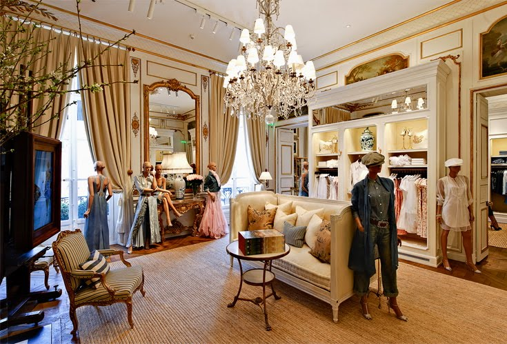 Ralph Lauren S New St Germain Store