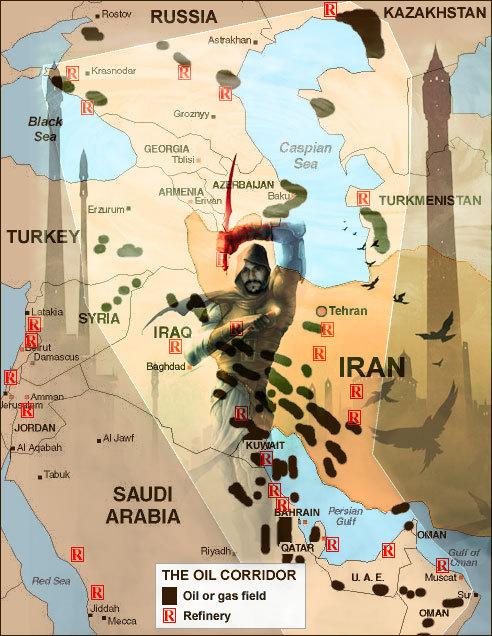 The Oil Corridor