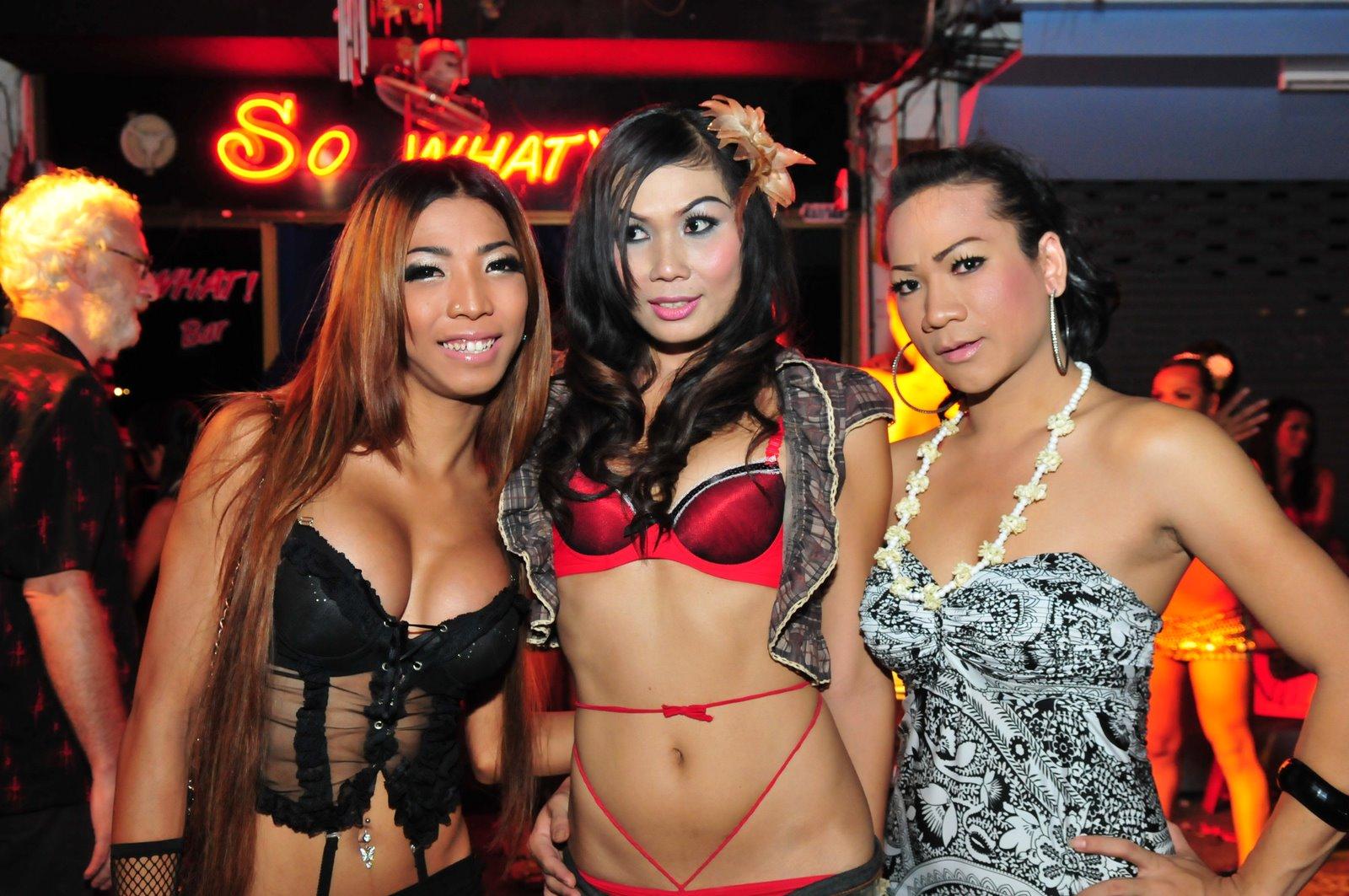 Секс шоу трансвеститов в тайланде 3 фотография