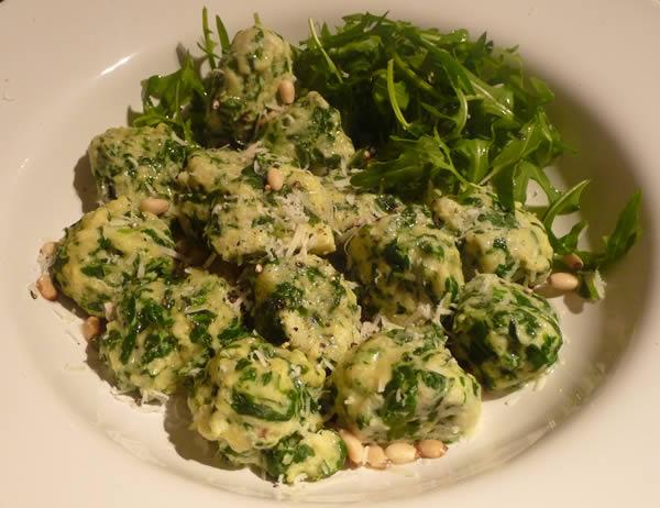 SiliconeMoulds.com Blog: Spinach & Ricotta Gnocchi