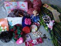 Inter de la amistad organizado por Mila, en el blog amigas de manualidades, envie a Eunice