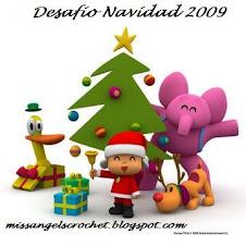 Desafio Navidad 2009 organiza caro en su blog