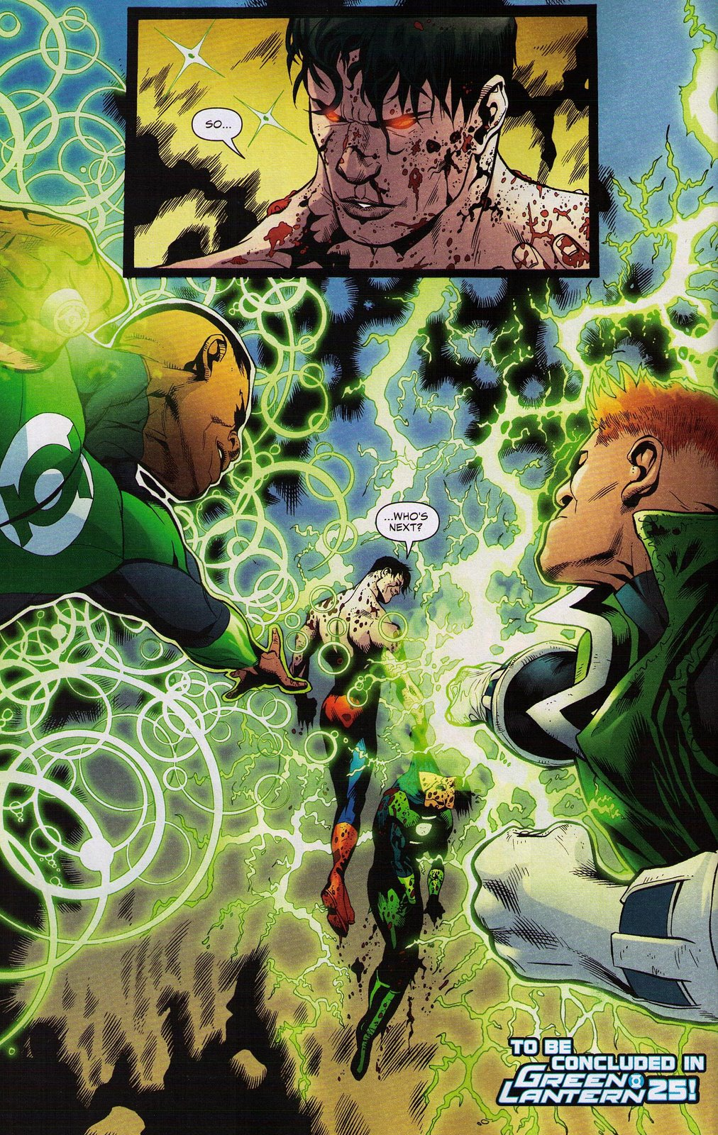 Green Lantern Corps 18 Review