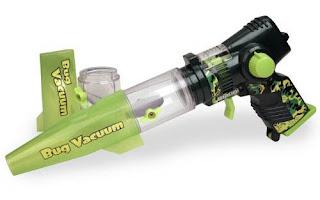 Bug-vacuum
