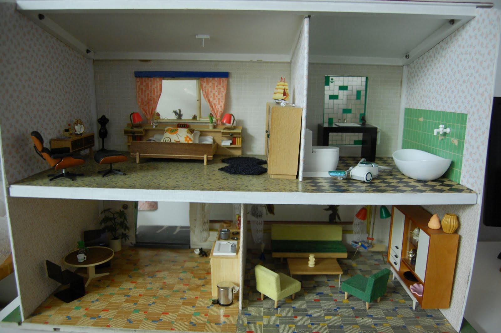 Mundo do artesanato decoradora de casa de bonecas revela - Decoradora de casas ...